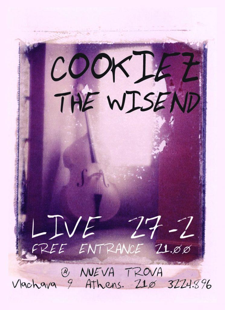 Cookiez Live @ Nueva Trova