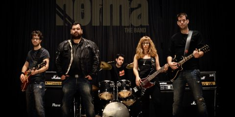 NORMA the band 2012 OFFICIAL PHOTO internet