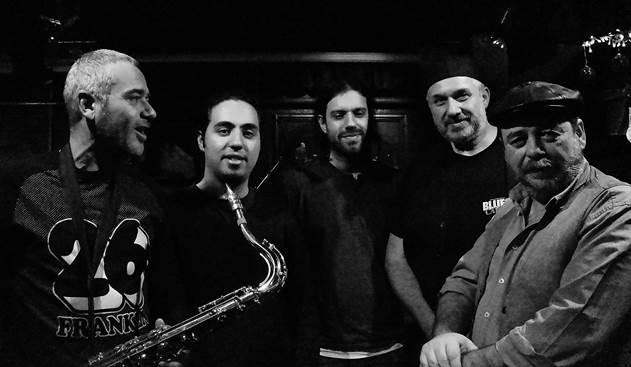 Blues Cargo Live at LAZY Club - Σάββατο 20 Σεπτεμβρίου
