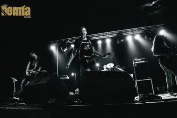 NORMA the band - photo live
