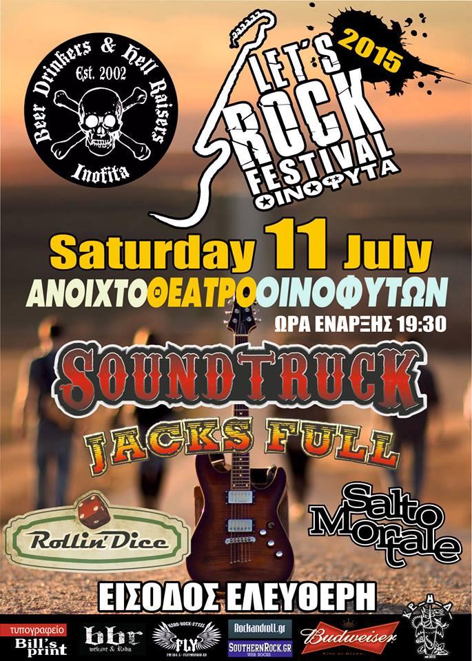 Let's Rock Festival 2015