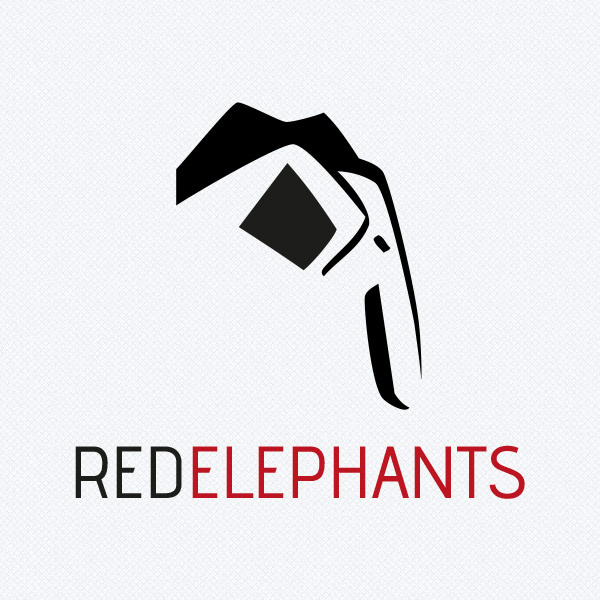 Red Elephants - Logo