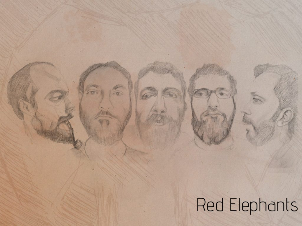 Red Elephants - The Band