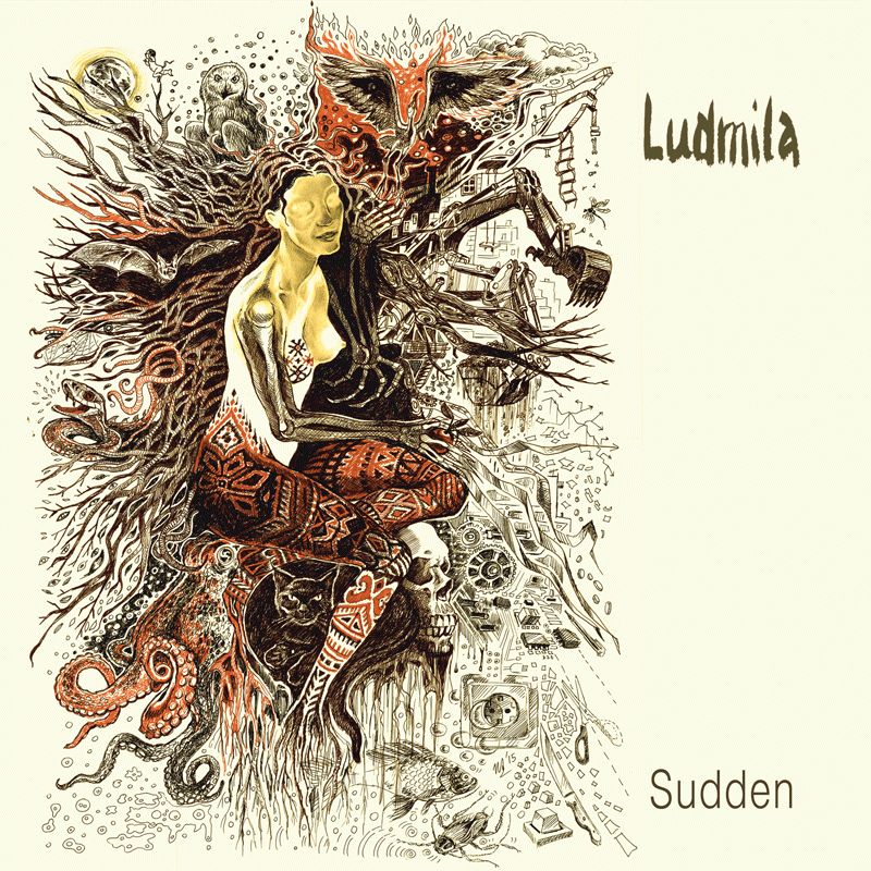 LUDMILA - Sudden LP Cover_net