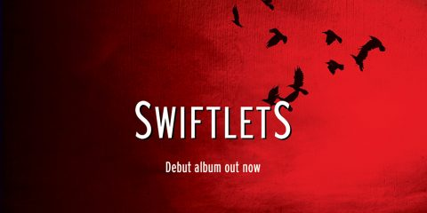 10 code - swiftlets front cover artwork
