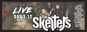 Oι Skelters live στο Dastart bar στις 3/12/2016