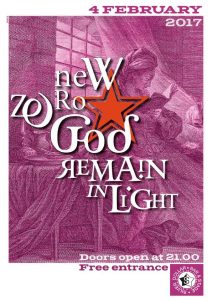 New Zero God & Remain In Light live at Thessaloniki