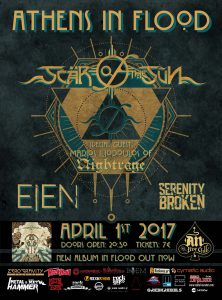 Scar Of The Sun + special guests: Serenity Broken & EIEN