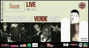 Angel lo Verde band live