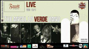 Angel lo Verde band live