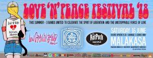 Έρχεται το Love 'n' Peace Festival 2018