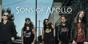 Έρχονται οι Sons of Apollo για live στην Αθήνα